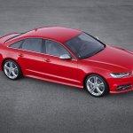 2015 Audi S6 facelift press shots