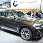 2015 BMW X6 at the 2014 Paris Motor Show