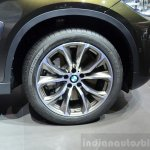 2015 BMW X6 wheel at the 2014 Paris Motor Show