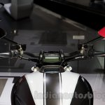 2015 Ducati Diavel Carbon dashboard at the 2014 Moscow Motor Show