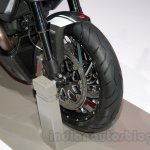 2015 Ducati Diavel Carbon front wheel at the 2014 Moscow Motor Show