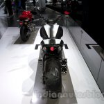 2015 Ducati Diavel Carbon rear at the 2014 Moscow Motor Show