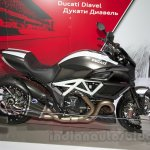 2015 Ducati Diavel Carbon side at the 2014 Moscow Motor Show