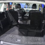 2015 Ford S-Max boot at the 2014 Paris Motor Show
