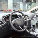 2015 Ford S-Max dashboard at the 2014 Paris Motor Show
