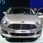 2015 Ford S-Max front at the 2014 Paris Motor Show