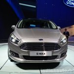2015 Ford S-Max front fascia at the 2014 Paris Motor Show