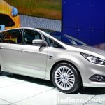 2015 Ford S-Max front three quarter at the 2014 Paris Motor Show