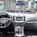 2015 Ford S-Max interior at the 2014 Paris Motor Show