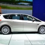 2015 Ford S-Max side at the 2014 Paris Motor Show