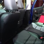 2015 Honda Civic Tourer facelift back seat at the 2014 Paris Motor Show