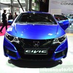 2015 Honda Civic facelift at the 2014 Paris Motor Show