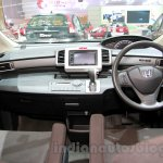 2015 Honda Freed dashboard at the Indonesia International Motor Show 2014