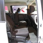 2015 Honda Freed rear seats at the Indonesia International Motor Show 2014