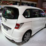 2015 Honda Freed rear three quarters right at the Indonesia International Motor Show 2014