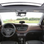 2015 Hyundai i20 Europe press shot cabin