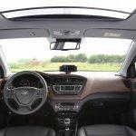 2015 Hyundai i20 Europe press shot cabin