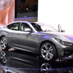 2015 Infiniti Q70 at the 2014 Paris Motor Show