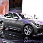 2015 Infiniti Q70 at the 2014 Paris Motor Show