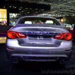 2015 Infiniti Q70 rear at the 2014 Paris Motor Show
