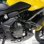 2015 Kawasaki Versys 650 engine at the INTERMOT 2014