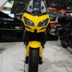 2015 Kawasaki Versys 650 front at the INTERMOT 2014