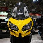 2015 Kawasaki Versys 650 headlamp at the INTERMOT 2014