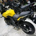 2015 Kawasaki Versys 650 rear three quarters left at the INTERMOT 2014