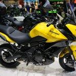 2015 Kawasaki Versys 650 side at the INTERMOT 2014