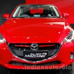 2015 Mazda2 at the 2014 Indonesia International Motor Show front