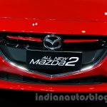 2015 Mazda2 at the 2014 Indonesia International Motor Show grille