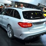 2015 Mercedes C 63 AMG Estate at 2014 Paris Motor Show