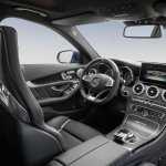2015 Mercedes C 63 AMG S cockpit press image