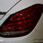 2015 Mercedes C Class at the 2014 Philippines Motor Show taillight