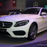 2015 Mercedes C Class at the 2014 Philippines Motor Show