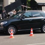 2015 Mercedes M Class facelift exposed
