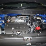 2015 Mitsubishi ASX engine bay at the CAMPI 2014