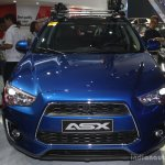 2015 Mitsubishi ASX front at the CAMPI 2014