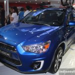 2015 Mitsubishi ASX front three quarter at the CAMPI 2014