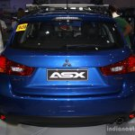 2015 Mitsubishi ASX rear at the CAMPI 2014