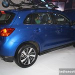 2015 Mitsubishi ASX rear three quarter at the CAMPI 2014