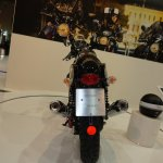 2015 Moto Guzzi V7 rear at INTERMOT 2014