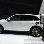 2015 Porsche Cayenne S E-Hybrid charging