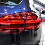 2015 Porsche Cayenne taillamp at the Paris Motor Show 2014