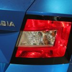 2015 Skoda Fabia images badge