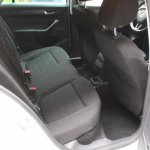 2015 Skoda Fabia images rear seats