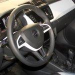 2015 Skoda Fabia images steering