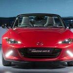 2016 Mazda MX-5 Miata front