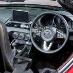 2016 Mazda MX-5 Miata steering wheel