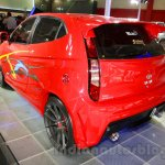 3-door Tata Vista Modified at the 2014 Indonesia International Motor Show rear quarters